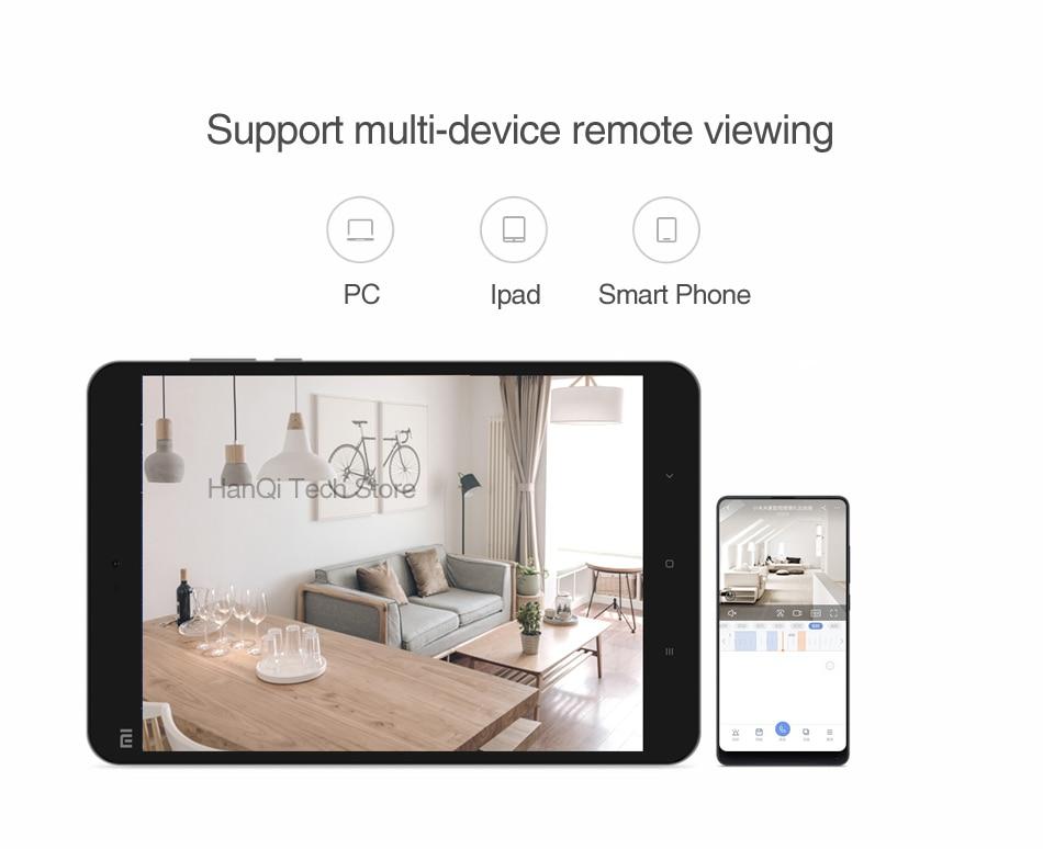 Smart Camera PTZ 1080P-neiye-9