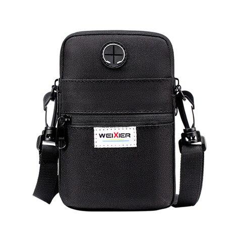Fashion 2019 Casual Summer Men Diagonal Mini Shoulder Multi-Function Mobile Phone Bag Outdoor Sports Messenger Shoulder Tote Bag Islamabad