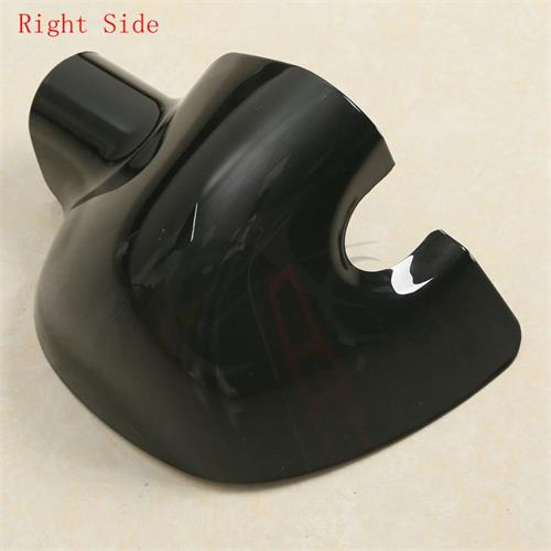 Motorcycle Lower Vented Leg Fairing Cap For Harley Touring Model Road King Electra Street Glide FLT FLHT FLHTCU FLHRC FLHT 14 18 in Covers Ornamental Mouldings from Automobiles Motorcycles