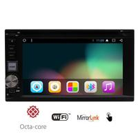 Android 7 1 Car DVD Player Octa Core Wifi For Music Video APP Download In Dassh