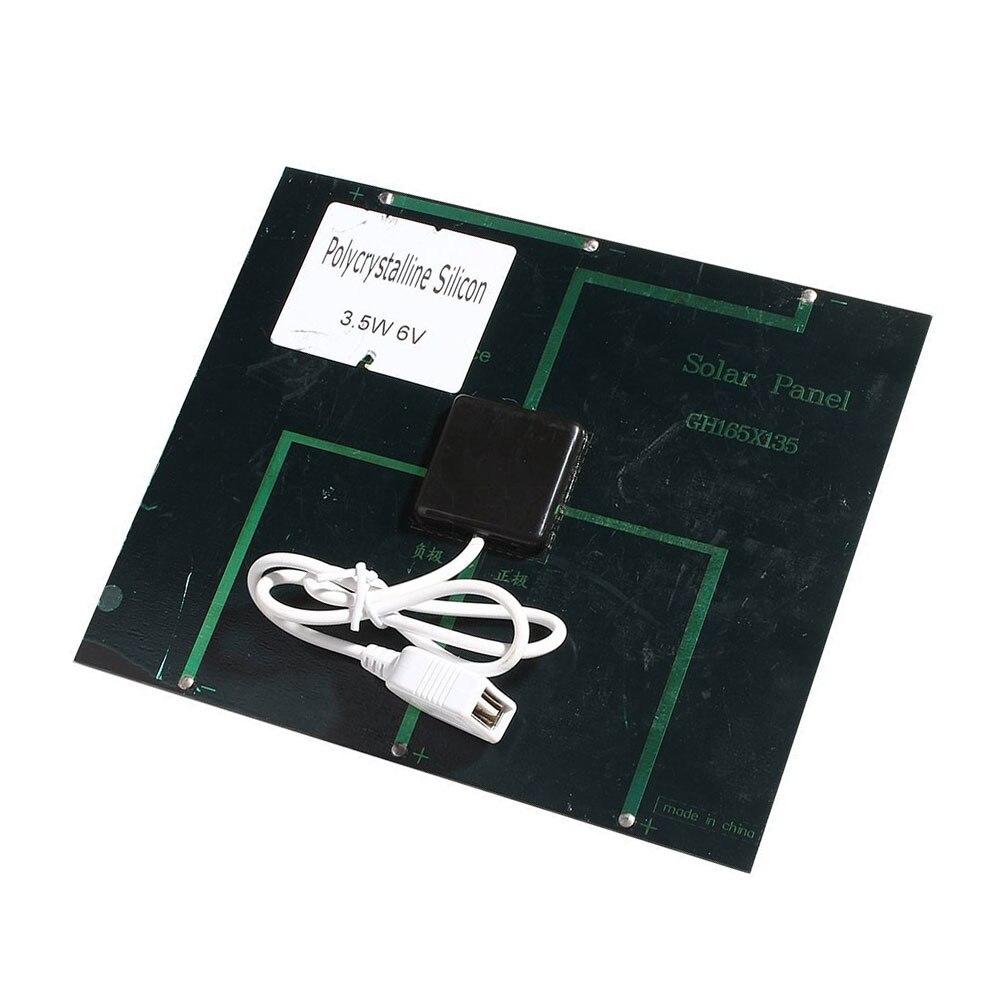 Aliexpress Com Buy 2016 Portable Dual Usb Solar Panel