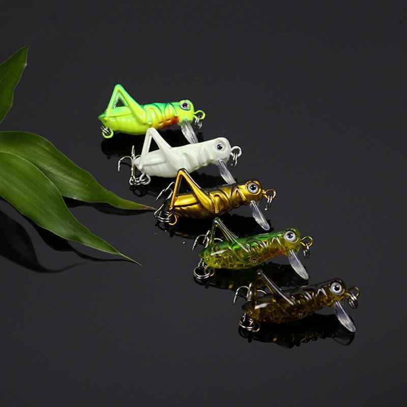 1 шт. гмарти Летающая приманка с крючком Grasshopper chub beetle засушенные мухи Реалистичная приманка для насекомых для форель, щука, приманка для ловли нахлыстом