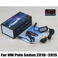 Para Volkswagen VW Polo Sedan 2010 ~ 2015 / especial de nevoeiro / luzes de emergência / Auto acessórios de freio de estacionamento