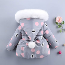 High-Quality Winter Hooded Jackets For Newborns