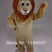 6322a0700 jr. lion simba Alex mascot costume custom anime cosplay kits mascotte fancy  dress