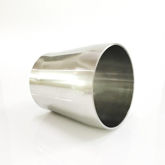 Łącznik do rur wydechowych reduktor do spawania trwały reduktor do spawania wysokiej jakości złączki ze stali nierdzewnej SS304Pipe