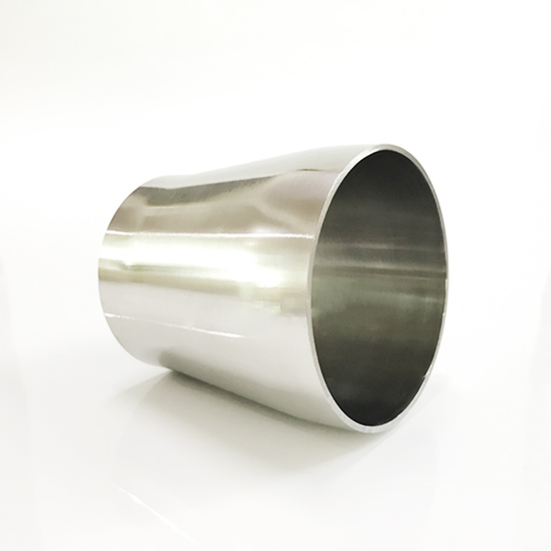Exhaust Pipe Connecter Welding Reducer Durable Weld Reducer High Quality Stainless Steel SS304Pipe Fittings