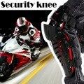 1 pair Envío Gratis 100% Original de La Motocicleta Protector de La Rodilla Motocross Racing Knee Guards MX Rodilleras Equipo de Protección
