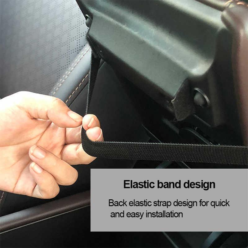 Carro braço esteira auto interior braços caixa de armazenamento esteiras couro caixa de armazenamento tapete protetor automóveis acessórios estilo do carro