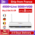 France Arabic IPTV Box Leadcool Android IP TV Box SUBTV Code IPTV 1 Year Subscription Turkish Belgium France Arabic IPTV Box