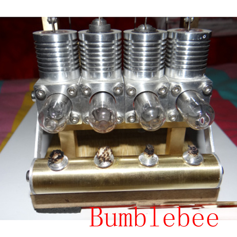 Cool !Miniature Stirling engine 'Bumblebee' Stirling ...