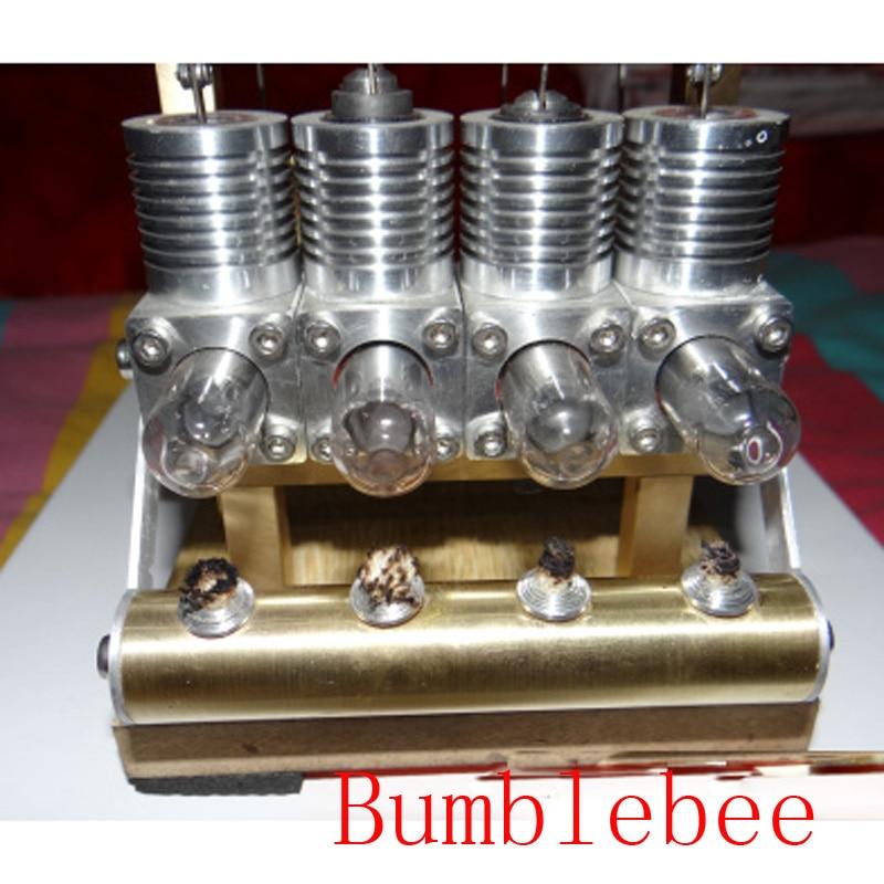 Stirling Engine Building Kit