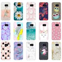 J For Samsung Galaxy S7 egde case Cover for Samsung Galaxy S