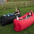 2016 Hot Beach Portable Sleeping Bag Outdoor Furniture Air Bed Inflatable Hammock Camping Air Sofa