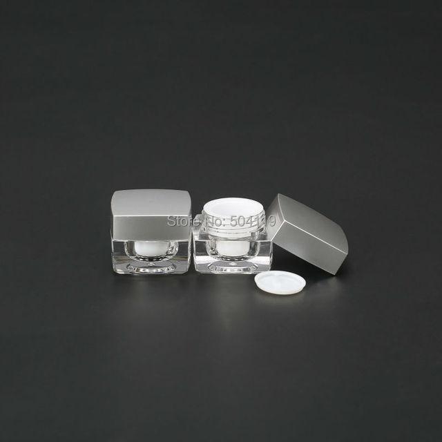 5g acrylic jar,cream jar,Cosmetic jar,acrylic bottle,cream bottle,Cosmetic Container,Cosmetic Packaging