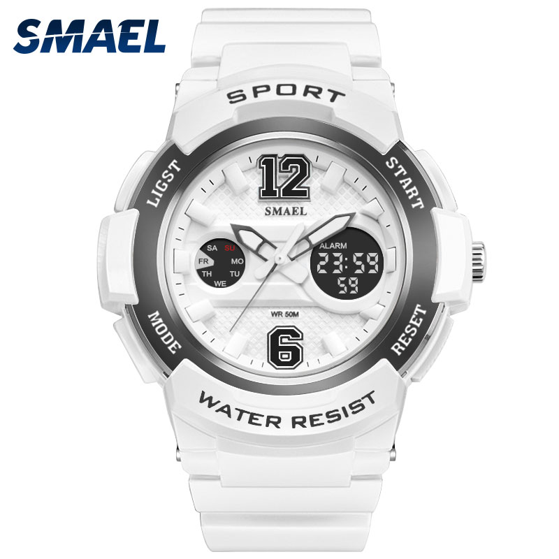 Mehr Design Frau Und Madchen Quartz uhr Uhr Sport Women Frauen Uhren Stahl Analog Quartz-Armbanduhr Uhren Montre Watch 1632