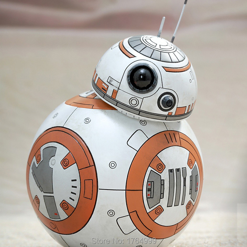 8.5cm Star Wars The Force Awakens BB8 BB-8 Robot Action Figures PVC Toy Brinquedos Collection Figures Toys for Christmas Gift star wars jedi knight master yoda pvc action figures toys collection brinquedos great gifts for kids 5 12cm