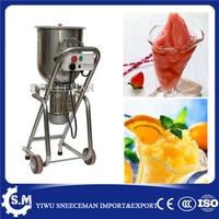 Hoge efficiëntie ijs blender machine commerciële blender industriële fruit blender voor koop