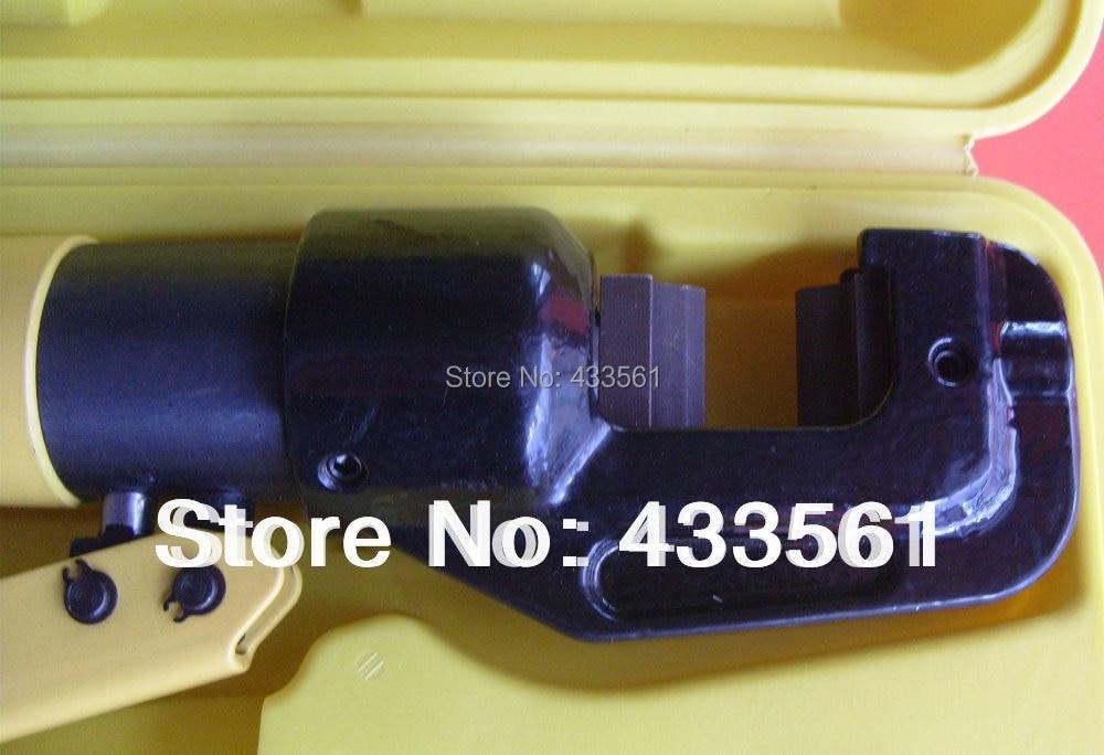 Nauja hidraulinio plieninio strypo suveržimo žnyplių įrankių - Įrankių komplektai - Nuotrauka 3
