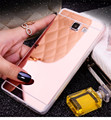 Luxury Mirror Electroplating Soft Clear TPU Cases For Samsung J5  J7 For Samsung J5 2016 J7 2016  Back Cover Bags PK Samsung S6