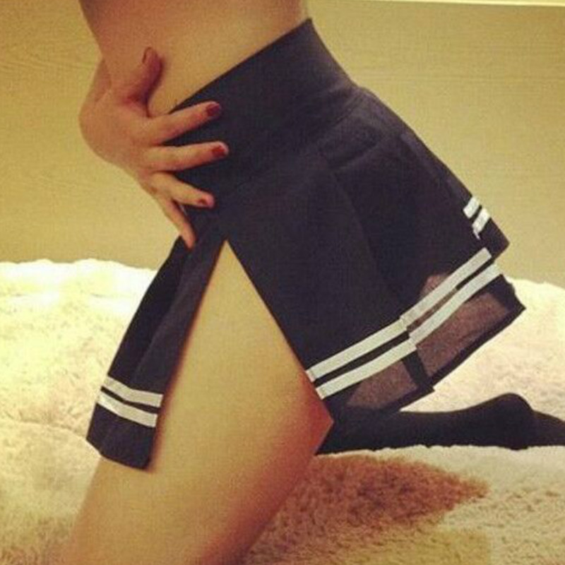2018 New COSPLAY youth student uniforms Sexy lingerie women costumes Sex Products toy Sexy underwear Role play