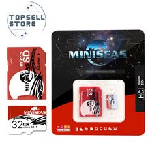Topseller 2016 Red Keel H2textw Software Class6Class10 8G16G32G Real Capacity Micro SD Card TF Card Memory Card Free Adapter