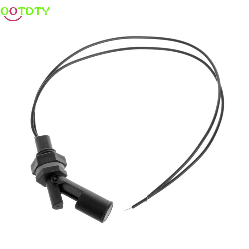 100V Liquid Water Level Sensor Horizontal Float Switch For Aquariums Fish Tank  828 Promotion 4a 8a level float switch pp water level control for water pump water tower tank normally closed