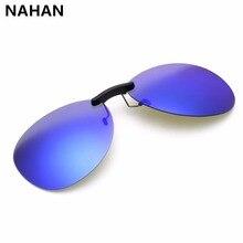 Sunglasses clip Women Polarized Clip on glasses Anti-Reflective Lens Sun Glasses UV400 Driving Men Women clip Glasses