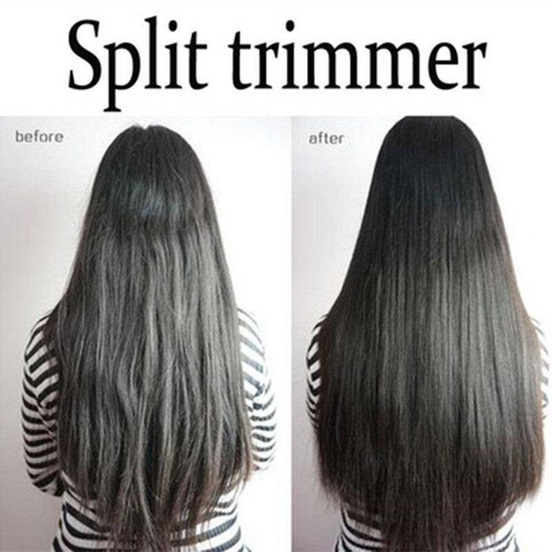 envo de la gota profesional podadoras de pelo de cortar el pelo trimmer de split para