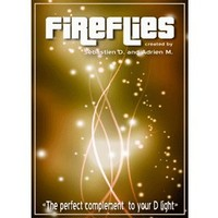 Fireflies Trick Free Shipping Card Magic Fire Magic Magic Trick Classic Toys