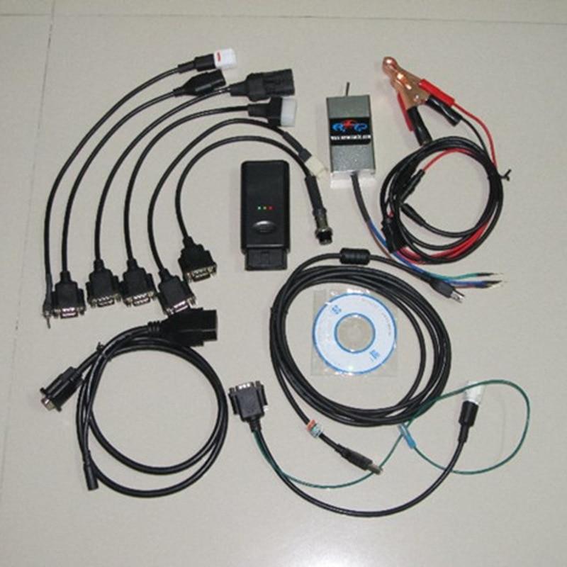 universal 7 in 1 Motorcycle diagnostic Scanner repair for YAMAHA FOR HONDA SYM KYMCO 7 brands motorbike diagnostic tool