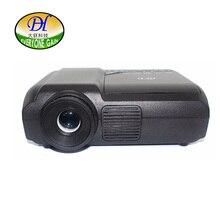 Todos Ganan 500 Lúmenes Mini Proyector Full HD Para TV Soporte de Cine en casa HDMI DVD Auriculares Con dispositivo de Juego TL50 Beamer