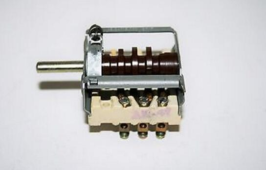 EGO 49.24015.000 Rotary Switch 3 heat (WBK11012)EGO 49.24015.000 Rotary Switch 3 heat (WBK11012)