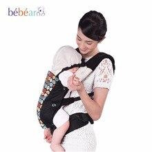 Bebear nouveau Ergonomique porte-bébé 3 en 1 carry style Multifonction de mode charge 15 KG sac à dos 3-24 mois respirant kid sling