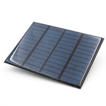 12V 1.5W Solar Panel Standard Epoxy Polycrystalline