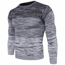Round Neck Long Sleeve Sweater Pullover