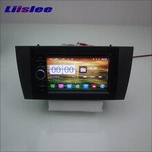 Liislee For JAGUAR S X Type 2001~2009 Car Radio Reo CD DVD Player GPS NAVI HD Touch Audio Video S160 Nav Map Navigation System