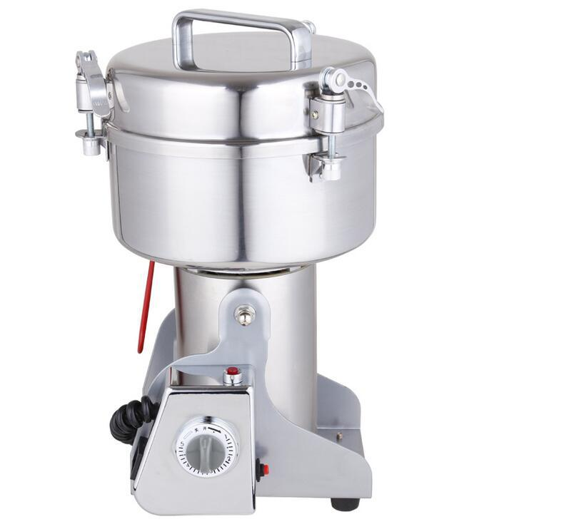 2000g High-speed Electric Grains Spices grinder, Chinese medicine Cereals Coffee Dry Food powder crusher  Mill Grinding Machine spices grinder machine