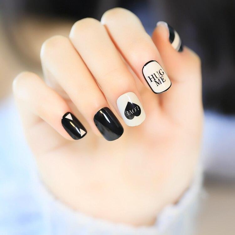 Fake Short Nail Designs