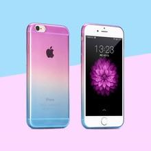 Karribeca soft tpu cover For Iphone 5 5S SE 6 S 6S 7 8 Plus case ultra thin transparent silicone coque kryt capa etui puzdra tok