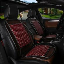 1PCS Cool Car Seat Cover Universal Breathable Summer Driver Seat Cushion Car Chair Pad Car-styling Auto Interior Accessories