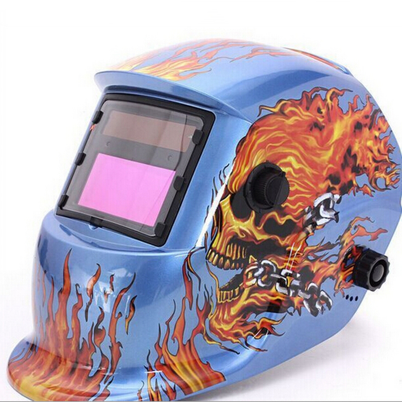 Auto Darkening Welding Mask Welding Helmet Welder Mask Tool Arc Sensor TIG MIG MMA MAG Electric Welder Equipment Cap стоимость