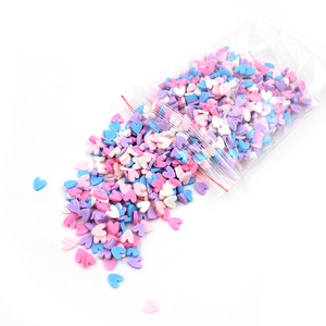 Image 5 - DIY Slime Beads Sprinkles Addition for Slime Charms Filler Fluffy Mud Slime Toys Supplies Accessories Clay Kit 20g