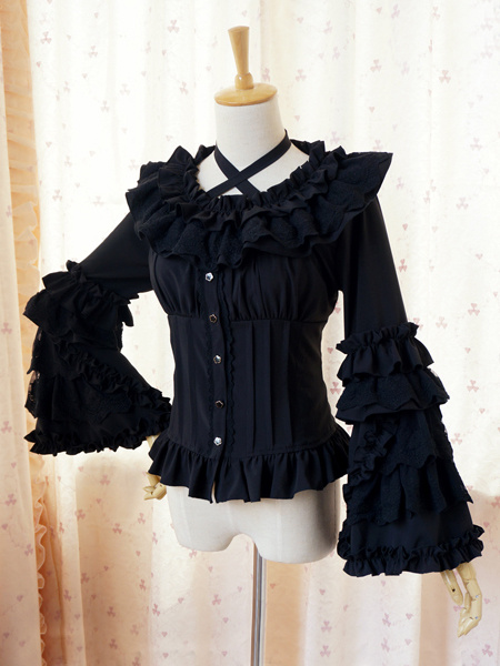 Sweet-Lolita-Blouse-Lace-Long-Hime-Sleeves-Neck-Straps-Round-Ruffles-Collar-556317-2815065