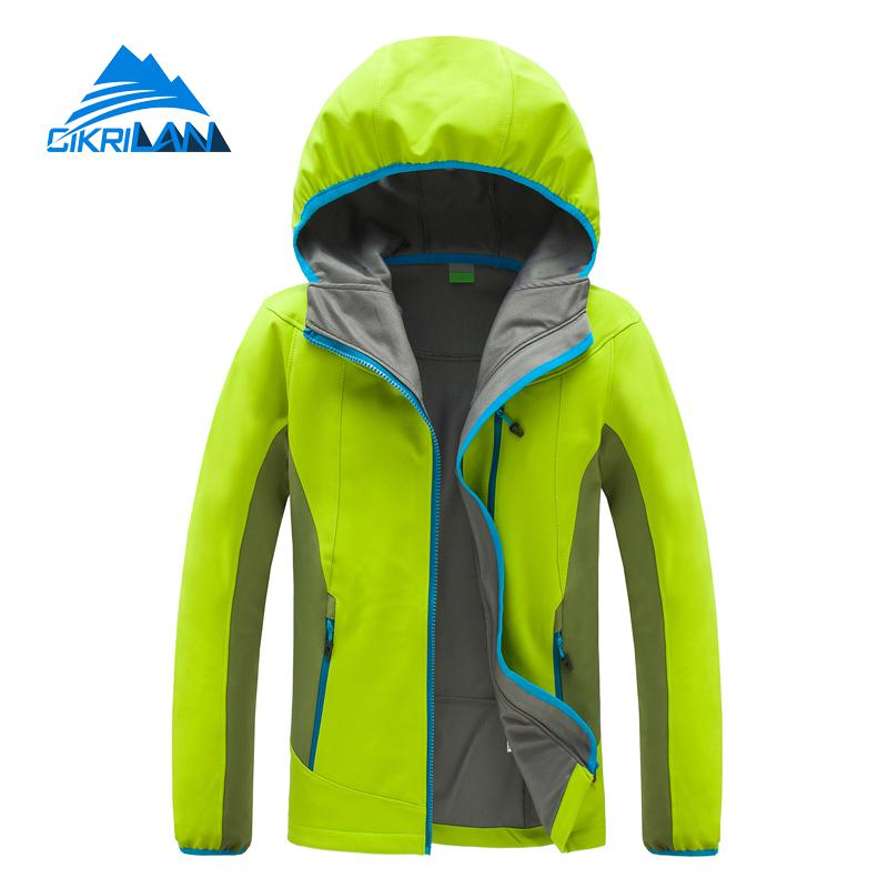 New Spring Outdoor Softshell Jacket Women Water Resistant Trekking Clikmbing Coat Hiking Camping Windstopper Jaqueta Feminina new mens water resistant windbreaker hiking camping coatoutdoor sport softshell jacket men trekking cycling jaqueta masculina