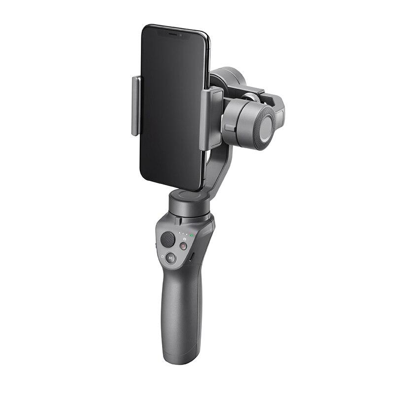 DJI Osmo Mobile 2 Cardan 3-Axe stabilisateur de poche pour Smartphone 3-axes De Poche Cardan Stent Zoom Contrôle Panorama