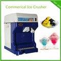 Электрическая Коммерческая дробилка для льда  автоматическая промышленная машина для льда  машина для производства льда для ресторана оте...