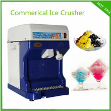 Electric Commercial Ice Crusher automatic industrial Ice Shaver machine ice slush maker for hotel restaurant bar coffee shop