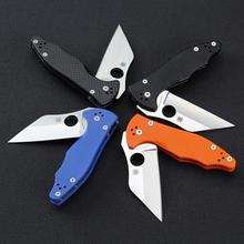 CPM S30V Pocket Knife Tactical Survival Hunting Camping Outdoor Knife G10 Handle Fonding Knife