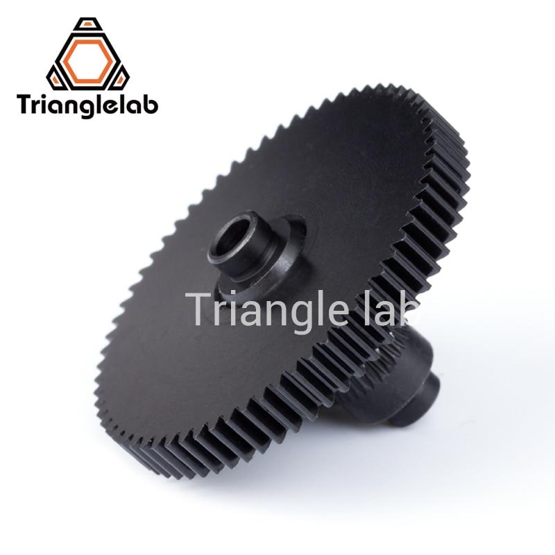 Trianglelab 3d принтері Titan Extruder жаңа металл - Кеңсе электроника - фото 2